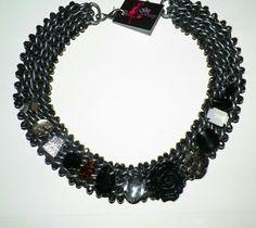 Get Sassy Designer Chokers 320 Neck Accessories, Sassy, Crochet Necklace, Chokers, Jewelry, Design, Fashion, Moda, Jewlery