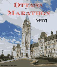 Ottawa Marathon Training: The Plan
