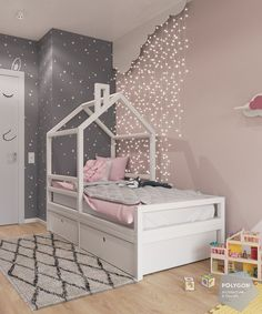 children& room children room - children room The Effective Pictures We Offer You About baby room neutral A quality pi - Kids Bedroom Designs, Baby Room Design, Baby Room Decor, Bedroom Decor, Room Baby, Baby Room Neutral, Little Girl Rooms, Kids Room For Girls, Boy Room