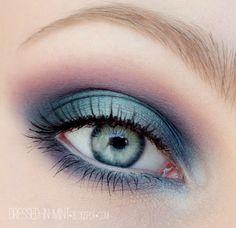 Make up. - makijaż inspirowany BEYONCÉ
