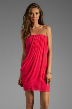 Red Raspberry Dress
