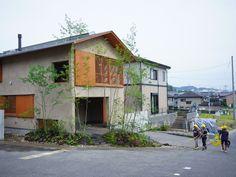 下田の庭 Japanese Modern House, Love Garden, Good House, Facade, Architecture Design, House Design, Cabin, House Styles, Places