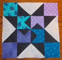 Between Heaven and Texas Star Block and table runner directions- Jo's Country Junction