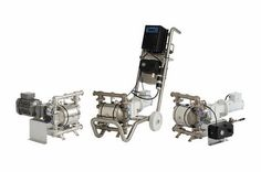 Ideal Pump For Food & Cosmetics Applications