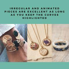 Jewelry for Each Body Type — Arezu Aesthetics Gamine Style, Soft Gamine, Some Body, Smart Styles, Warm Spring, Body Types, Spice Things Up, Fashion Jewelry, Girly