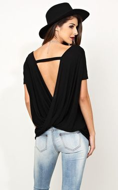 Let It Sink In Knit Top