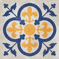 Vinil Adesivo Azulejo Decorativo e Parede VAXV-031 - Litoarte - PalacioDaArte