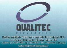 Assistência técnica e manutenção de elevadores.