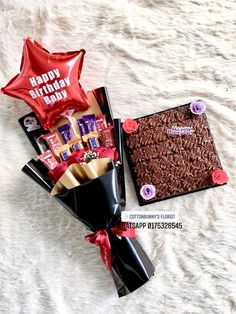 Order or enquiry's please Whatsapp us No : We provide delivery for Penang Kedah Kl Selangor (Selected Area) Birthday Candy, Best Birthday Gifts, Diy Birthday, Happy 16th Birthday, Chocolates, Chocolate Bouquet, Candy Bouquet, Thoughtful Gifts, Craft Gifts
