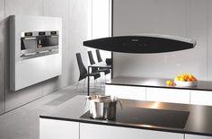 Miele Eilandmodel afzuigkap in het zwart. Prachtig design om uw keuken mee af te maken.. #keuken #afzuigkap #miele (scheduled via http://www.tailwindapp.com?utm_source=pinterest&utm_medium=twpin&utm_content=post27620768&utm_campaign=scheduler_attribution)