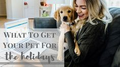 Shopping For Puppy For The Holidays + Pet Gift Guide || Petsmart.com #ad #petsmart @petsmart
