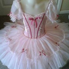 Fairy Doll variation classical ballet tutu by Margaret Shore