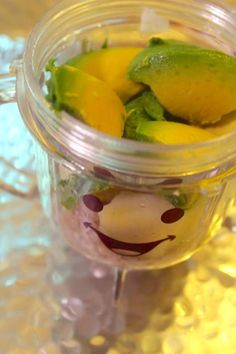 Avocado, Oatmeal and Pear Puree: This puree is perfect as baby's first food since it's very light on a baby's tummy.