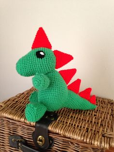 A personal favourite from my Etsy shop https://www.etsy.com/listing/226181152/handmade-dragon