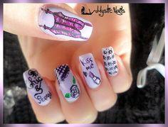 nail art chic et sexy