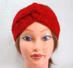 Crochet Headband Turban, Tutorial, DIY Gift