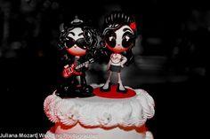 Casamento Rock n' Roll 14
