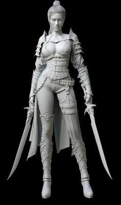 4d03f7c1fe3 ArtStation - girl, huan gugu Zbrush Character, Character Modeling, Female  Character Design,