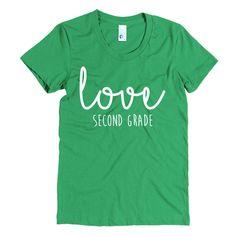 Love Second Grade