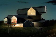VitraHaus Architecture: Herzog & de Meuron