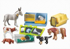 Animal Clinic Accessories - PM USA PLAYMOBIL® USA $19.99