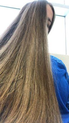 Bun Hairstyles For Long Hair, Permed Hairstyles, Pretty Hairstyles, Brown Hairstyles, Long Dark Hair, Long Layered Hair, Epic Hair, Hair Photography, Super Long Hair