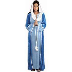 Biblical Virgin Mary Adult Costume Forum Novelties http://www.amazon.com/dp/B004QQA1XK/ref=cm_sw_r_pi_dp_Ha-Kub0VJ9CVC