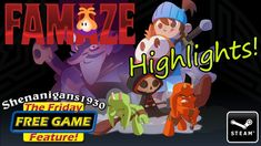 STUPID GHOSTS AND GLITCHES! Famaze - The Friday FREE GAME Feature!