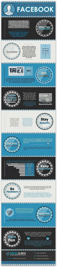 Infographic: 10 ways to get more engagement on Facebook http://www.ragan.com/Main/Articles/47650.aspx http://DareToShare.ws