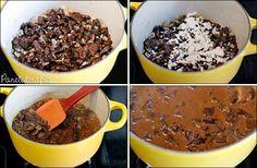 PANELATERAPIA - Blog de Culinária, Gastronomia e Receitas: Espaguete com Molho de Funghi