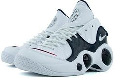 Nike Air Flight 1995 - Jason Kidd's rocket ships that look like something from the future