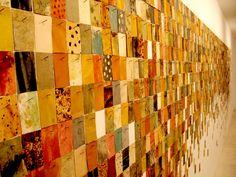 Artista: MIGUEL GÓMEZ LOSADA; Obra: ASIA; Exposición: ARTE JONDO; Exposición colectiva para la Nit de l'Art con motivo del primer aniversario de ABA, 2005. Comisario: FERNANDO GÓMEZ DE LA CUESTA.