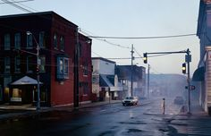 The Lie That's True: Creepy even if it isn't: Gregory Crewdson