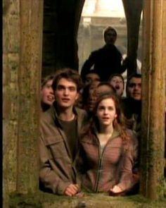 Cedric + Hermione Manip. by ~thealmightycheezit on deviantART