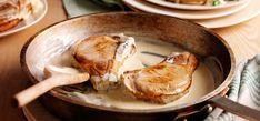 Philadelphia Pork Chops with Philly Mustard Sauce