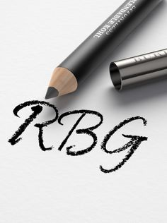 A personalised pin for RBG. Written in Effortless Blendable Kohl, a versatile, intensely-pigmented crayon that can be used as a kohl, eyeliner, and smokey eye pencil. Sign up now to get your own personalised Pinterest board with beauty tips, tricks and inspiration.