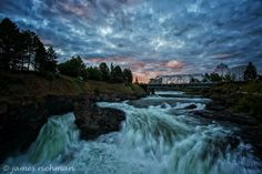 The falls, Spokane Washington. Spokane Washington, Washington State, Outside Activities, Evergreen State, Us Road Trip, Pacific Northwest, Places To Go, Nature Photography, Beautiful Places