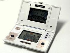 Nintendo Game & Watch Multi Screen Oil Panic OP-51 MIJ 1982 Great Condition_69 #Nintendo