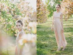 Cherry Blossom Photoshoot