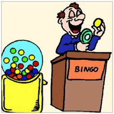 Bingo game with balls,we can play bingo in different forms.