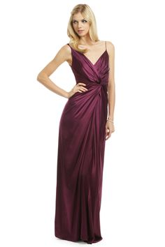 Nicole Miller Forget Me Not Gown