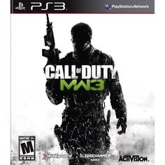 I am a CALL of DUTY MW3 fiend! The best multiplayer game