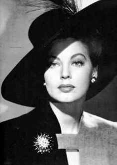 ava gardner - they just don't make 'em like this any more