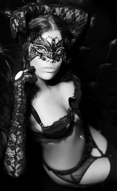 33cd2477f525e 44 Best Masquerade lingerie party images | Costumes, Halloween ...