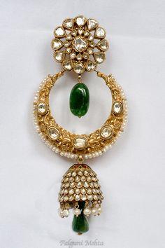 Multi-purpose... Works on traditional as well as western wear :) Falguni Mehta is the designer...
