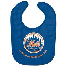 New York Mets WinCraft Infant Lil Fan All Pro Baby Bib - $7.99