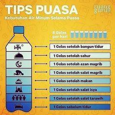 Ramadan hydration tips Reminder Quotes, Self Reminder, Hijrah Islam, Doa Islam, Islam Religion, Ramadhan Quotes, Ramadan Tips, Moslem, Religion Quotes