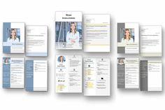 Lebenslaufvorlagen Komplett-Sets Download: Moderne Bewerbungsvorlagen vermitteln mit wenigen Worten alle relevanten Kenntnisse und Erfahrungen. Die grafischen Icons erleichtern Personalern die Sichtung und beschleunigen so die Inhaltsvermittlung. #CV #Lebenslauf #Bewerbung