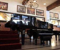 Największy fortepian świata