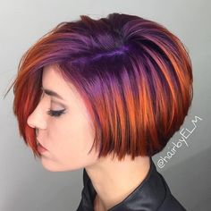 """""""Yet another repost for @hairbyelm of this awesome color!!!! """""""
